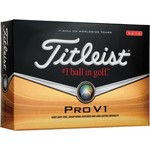Titleist Prior Generation ProV1 High Number Golf Balls 12-Pack