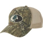 Mossy Oak Men's Mesh-Back Camo Cap