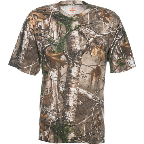 Game Winner® Men's Hill Zone Camo Short Sleeve