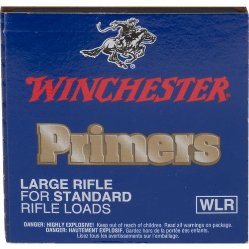 Winchester Large Rifle Primer - view number 2