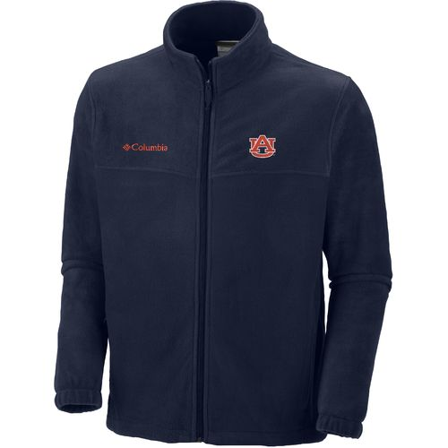 Columbia Sportswear Men's Auburn University Full-Zip Flanker Jacket - view number 1