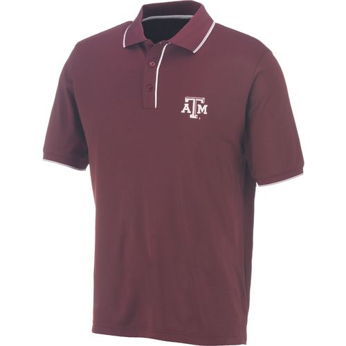 Antigua Men's Texas A&M University Elite Polo
