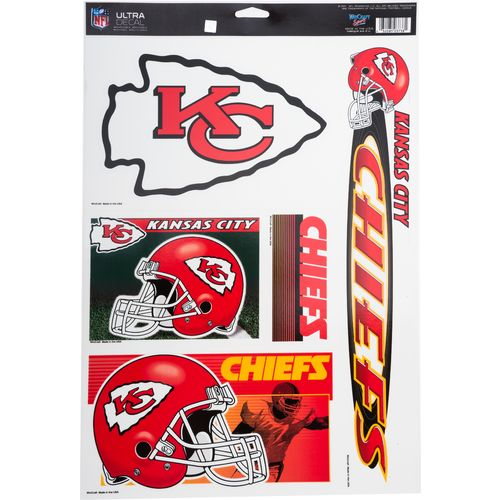 "WinCraft NFL 11"" x 17"" Ultra Decals"