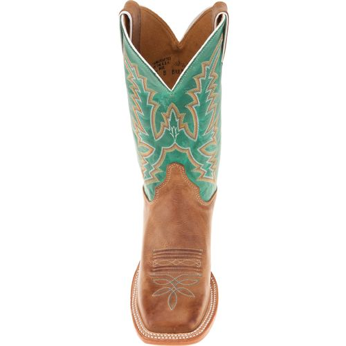 Justin Women's Bent Rail America Burnished Western Boots - view number 3