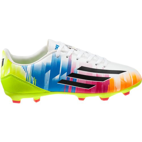 adidas Kids  F10 TRX FG J Messi Soccer Cleats