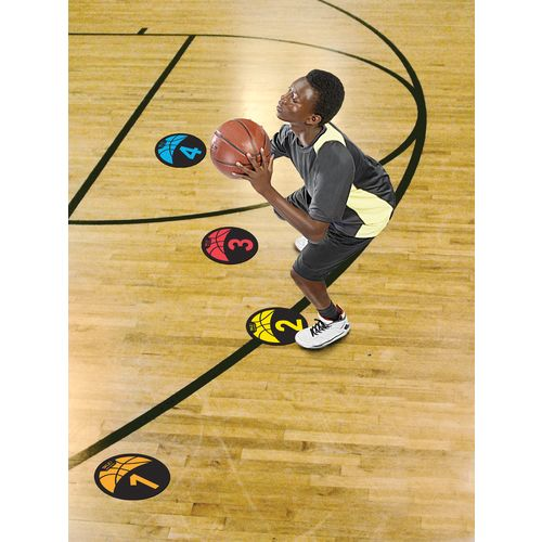 SKLZ Shot Spotz Basketball Training Markers and Game Set - view number 3