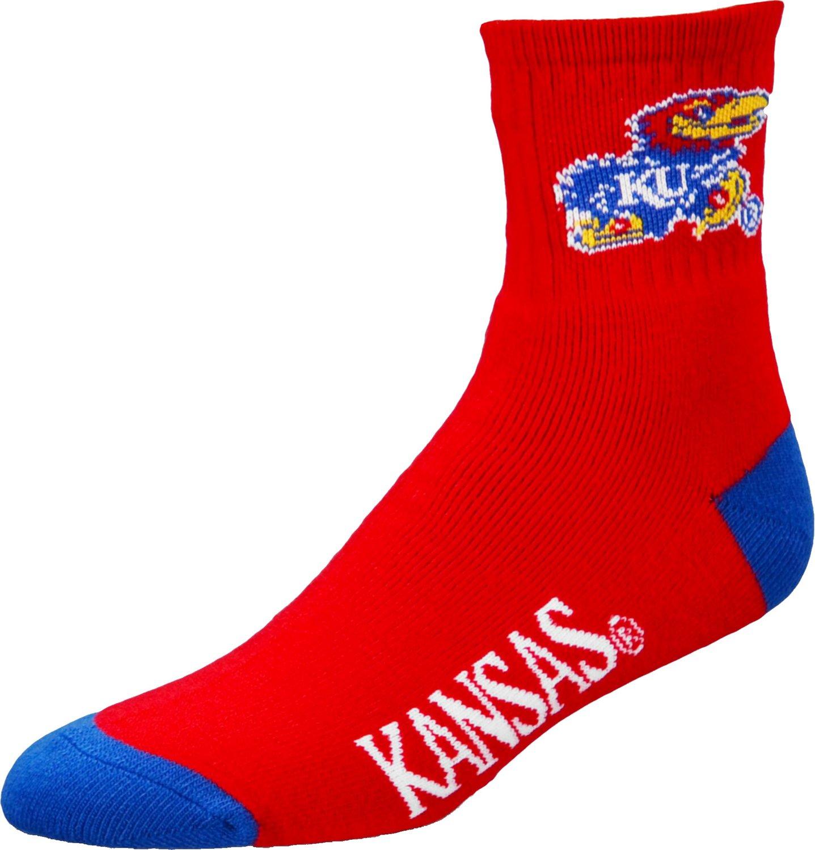 For Bare Feet Men's University of Kansas Originals