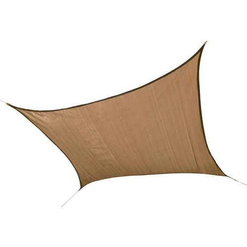 ShelterLogic ShadeLogic 12' x 12' Square Sun Shade Sail