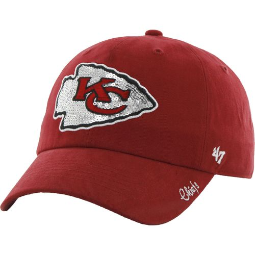 '47 Women's Kansas City Chiefs Sparkle Cap