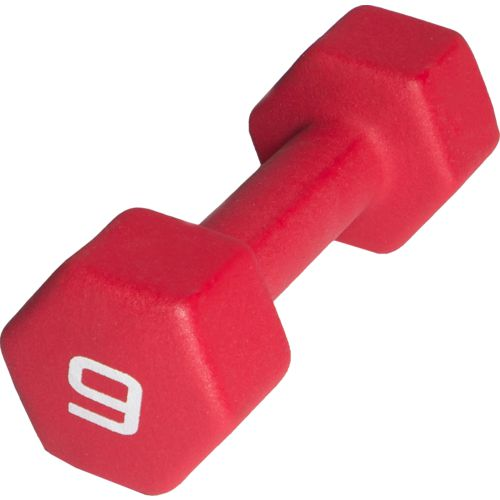 CAP Barbell 9 lb. Neoprene Dumbbell
