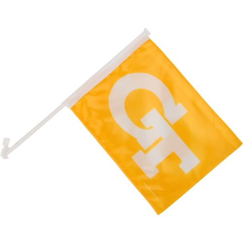 Rico Georgia Tech Car Flag