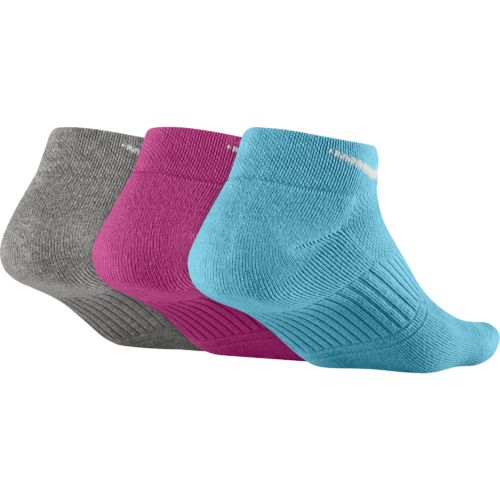 Nike Women's Cotton Cushioned Low-Cut Socks - view number 2