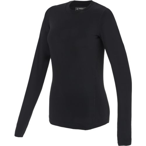 Magellan Outdoors Women's Thermal Stretch Baselayer Shirt