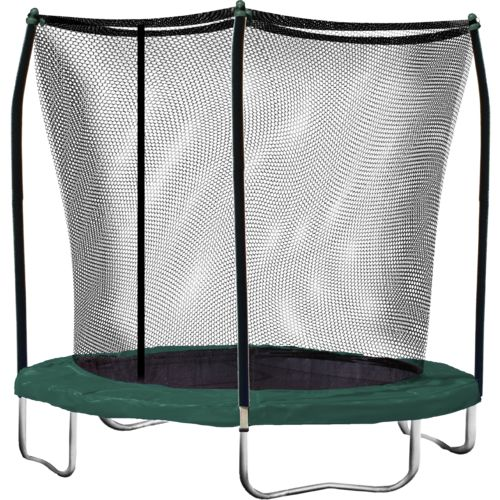 Skywalker Trampolines 8' Round Trampoline with Enclosure - view number 1
