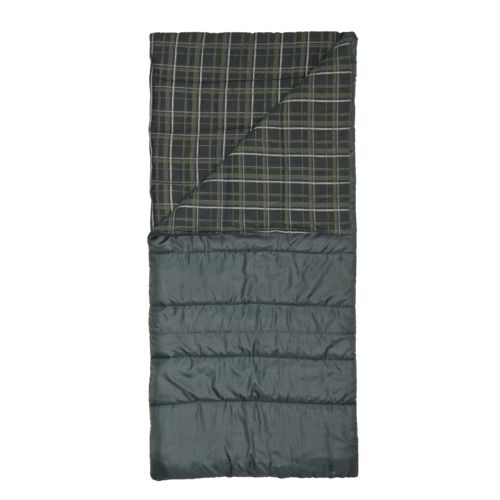 Magellan Outdoors 4 lbs Flannel Lined Rectangle Sleeping Bag - view number 1