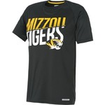 Majestic Men's University of Missouri Section 101 Heathered Raglan T-shirt
