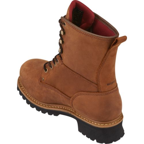 Wolverine Men's Snyder Insulated Waterproof Steel-Toe EH Logger Work Boots - view number 3
