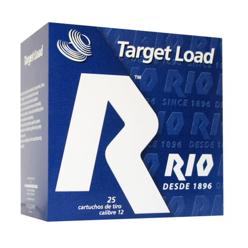 Rio Target Load Trap 12 Gauge Shotgun Shells