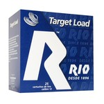 Rio Target Load Trap 12 Gauge Shotgun Shells - view number 1