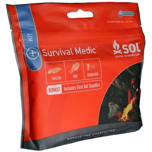 SOL Survival Medic Kit