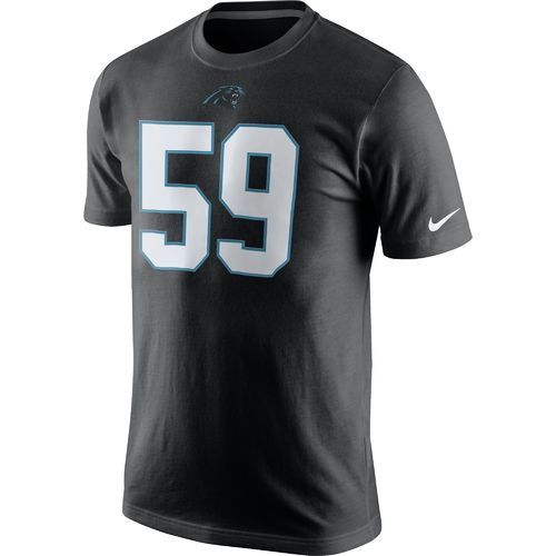 Nike Men's Carolina Panthers Luke Kuechly #59 Player