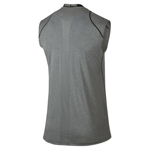 Nike men 39 s pro cool fitted sleeveless shirt academy for Nike men s pro cool sleeveless shirt