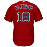 Majestic Men's Boston Red Sox Shane Victorino #18 Cool Base® Replica Jersey