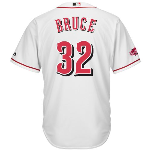Majestic Men's Cincinnati Reds Jay Bruce #32 Cool