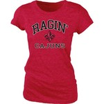 Blue 84 Juniors' University of Louisiana at Lafayette Triblend T-shirt