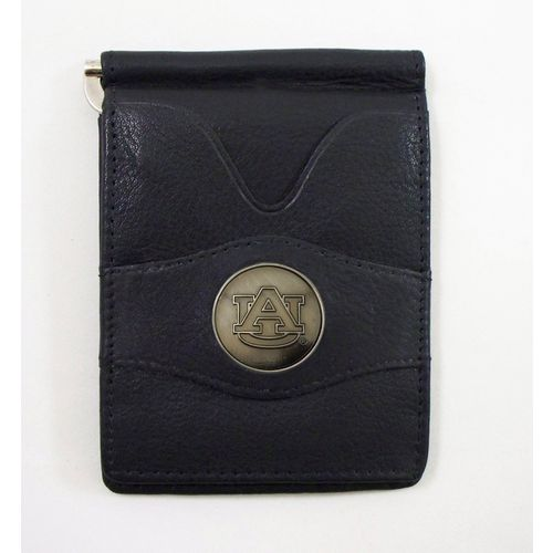 NCAA Men's Auburn University Access Money Clip Wallet