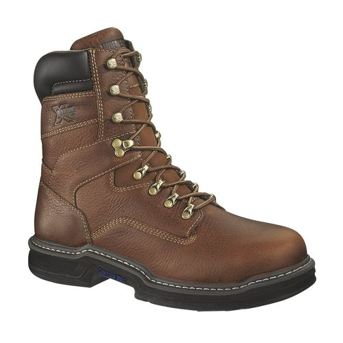 Display product reviews for Wolverine Men's Raider Steel-Toe EH Work Boots