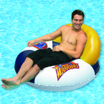 Poolmaster® Golden State Warriors Luxury Drifter - view number 4