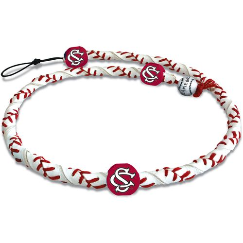 GameWear University of South Carolina Classic Frozen Rope Baseball Necklace