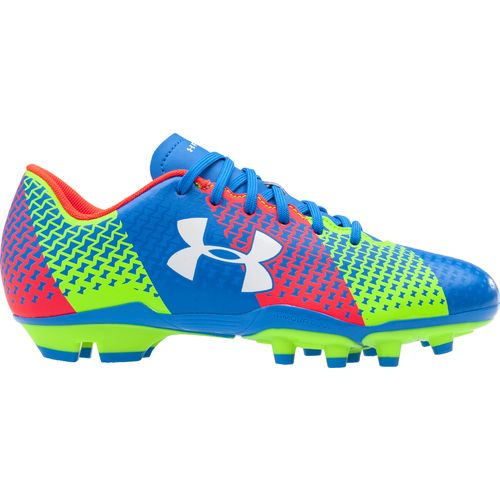 Under Armour™ Kids' CF Force FG Jr. Soccer Cleats