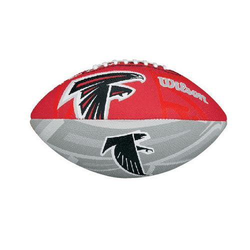 Wilson Kids' Atlanta Falcons Junior Team Logo Football
