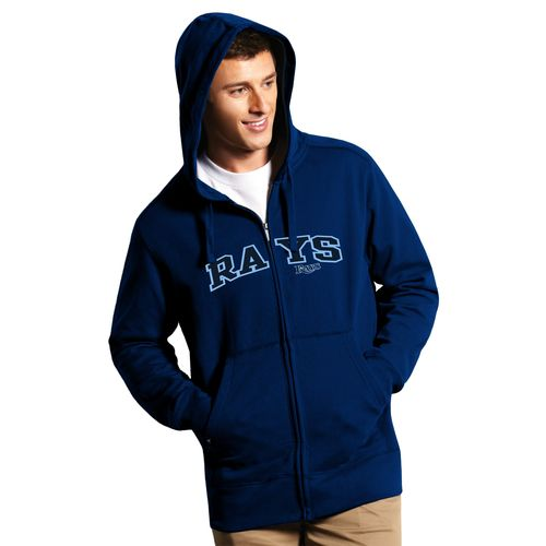 Antigua Men's Tampa Bay Rays Signature Full Zip