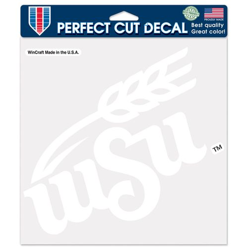 WinCraft Wichita State University Perfect Cut Decal - view number 1