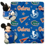 The Northwest Company University of Florida Mickey Mouse Hugger and Fleece Throw Set - view number 1