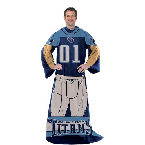 The Northwest Company Tennessee Titans Uniform Comfy Throw