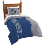 The Northwest Company Detroit Lions Twin Comforter and Sham Set