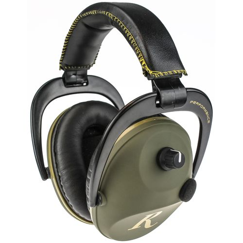 Remington Adults' R3200 Premium Electronic Earmuffs and