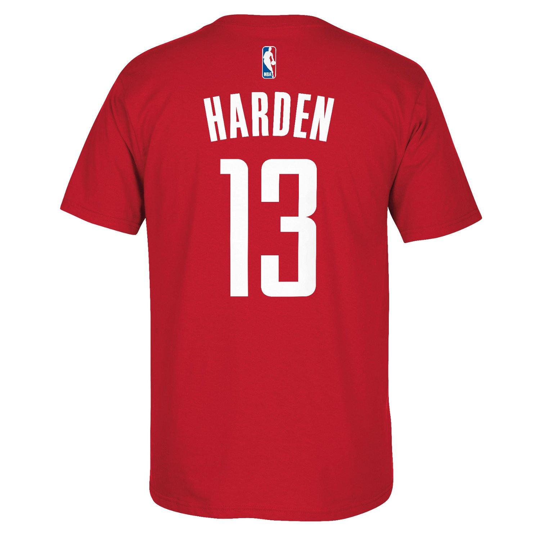 adidas™ Men's Houston Rockets James Harden #13 7