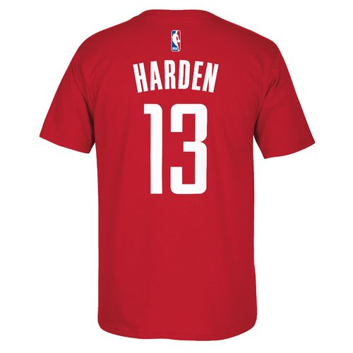 adidas™ Men's Houston Rockets James Harden #13 7 Series T-shirt