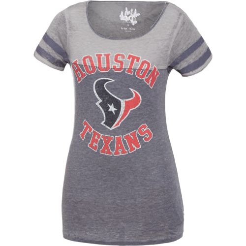 Touch by Alyssa Milano Women's Houston Texans Morgan T-shirt