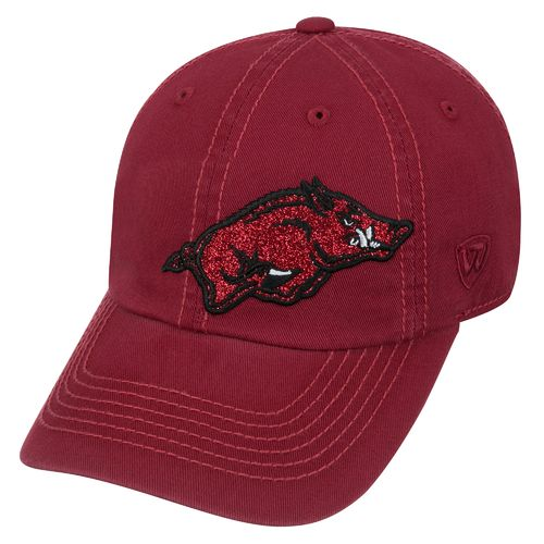 Top of the World Women's University of Arkansas Entourage Cap