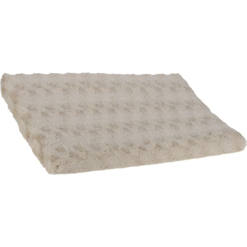 "Display product reviews for Carpenter Plush 25""x16"" Kennel Pad"