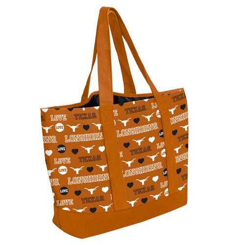 NCAA Women's University of Texas 2014 Mural Love Tote