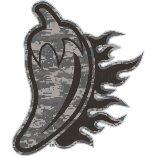 Stockdale University of Louisiana at Lafayette Digi Camo Decal