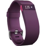 Fitbit Plum ChargeHR Smart Band