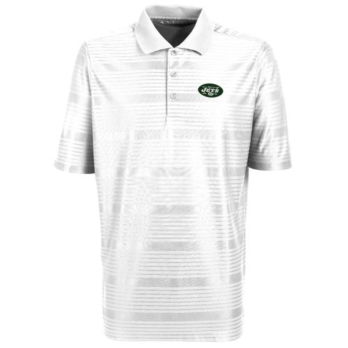 Antigua Men's New York Jets Illusion Polo Shirt